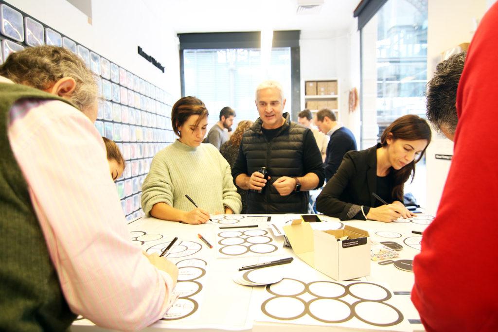 Luis Font Business Design workshop