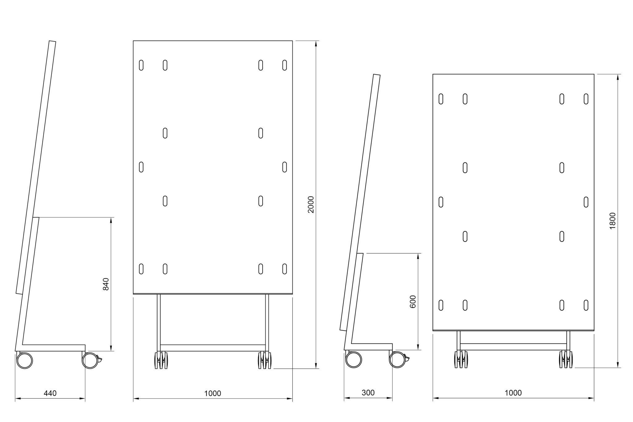 manual thinking paneles medidas
