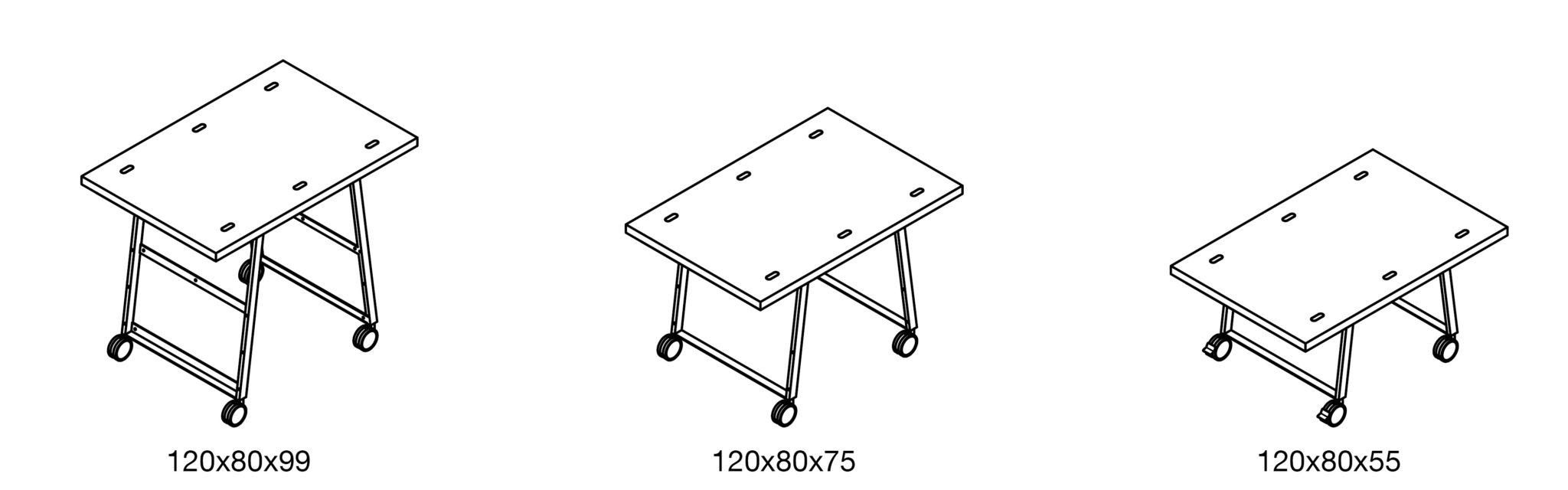 manual thinking mesa pequena