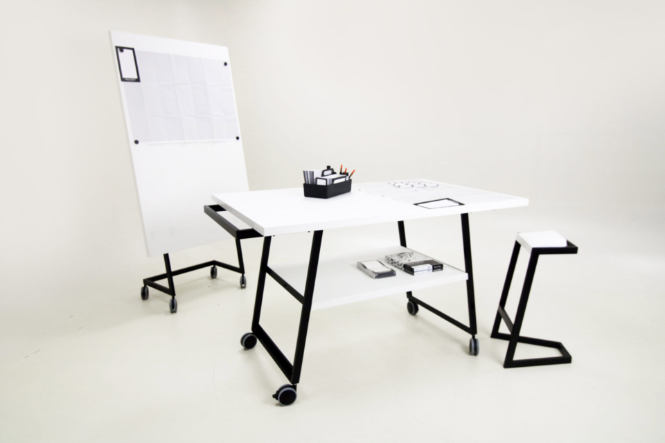 manual thinking workspace collection 2s