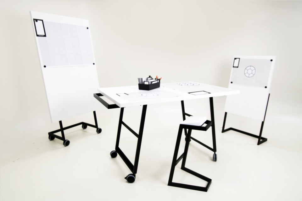 manual thinking workspace collection 3s