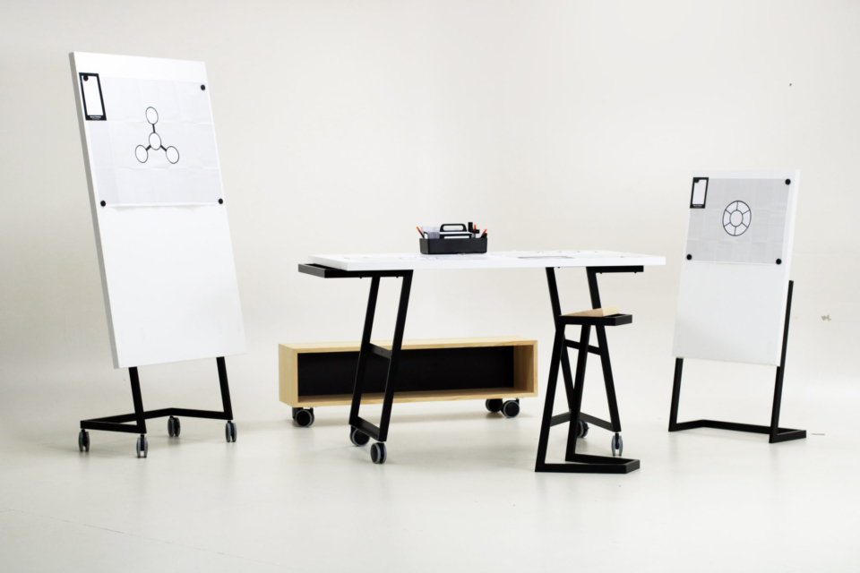 manual thinking workspace collection 5s
